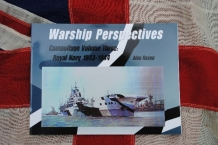 WPDl.3 WARSHIP PERSPECTIVES Camouflage Volume Three: Royal Navy