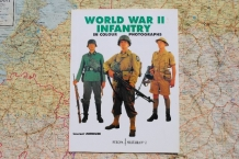TCP.001  WORLD WAR II INFANTRY UNIFORMS in Colour Photographs