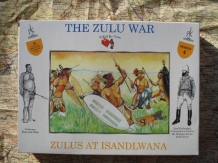 A CALL to ARMS 3204  ZULUS AT ISANDLWANA Afrikaanse strijders