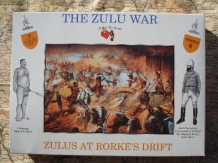 A CALL to ARMS 3206  ZULUS AT RORKE'S DRIFT Afrikaanse strijders