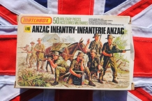 Matchbox P-5008 ANZAC INFANTRY