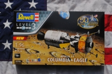 Revell 03700 Apollo 11 COLUMBIA + EAGLE