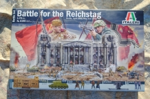 Italeri 6195 Battle for the Reichstag 'Berlin, April 29th/May 2nd 1945'