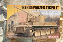 Dragon 7210 BERGEPANZER TIGER I 's.Pz.Abt.508 Italy 1944'