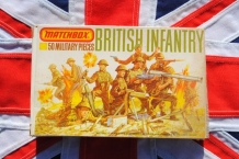 Matchbox P-5001 BRITISH INFANTRY