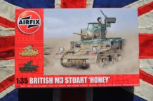 "Airfix A1358 British M3 STUART ""HONEY"""
