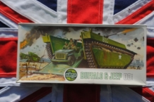 Airfix 02302-9 BUFFALO with Willy Jeep