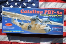 Guillow's 2004 Catalina PBY-5a Amphibious Flying Boat