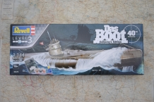 Revell 05675 Das Boot Collector's edition 40th anniversary U-Boat Type VII C - U96