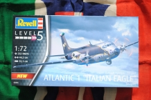 Revell 03845 Dassault Aviation - Breguet ATLANTIC 1 'Italian Eagle' Magpie