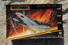 Matchbox 40135 Dornier Do 335 A6