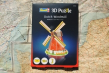 Revell 00110 Dutch Windmill 3D Puzzle