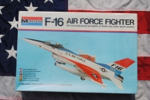 Monogram 5401 F-16 Fighting Falcon 'Air Force Fighter'