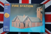 Mini Art 72032 FIRE STATION