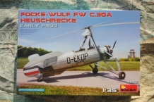 Mini Art 41012 Focke-Wulf Fw C.30A HEUSCHRECKE 'Early Production'