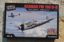 Forces of Valor 873012A Focke-Wulf Fw190 D-9