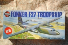 Airfix 05003-4 Fokker F27 Troopship