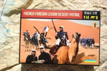 Strelets*R 192 French Foreign Legion Desert Patrol