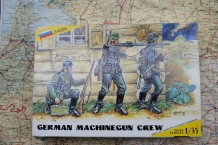 ZVE3511  GERMAN MACHINEGUN CREW
