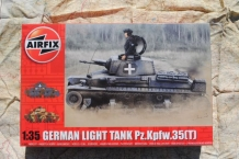 Airfix A1362 German Light Tank Pz.Kpfw.35(t)