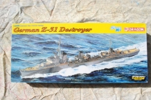 Dragon 1054 German Z-31 Destroyer