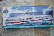COBI 3086 GRAF ZEPPELIN German Kriegsmarine Aircraft Carrier