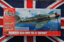 "Airfix A06106 HAWKER SEA FURY FB.11 ""EXPORT"""