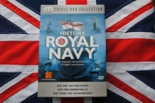 HISTORY of the ROYAL NAVY The dramatic rise and decline of English naval power