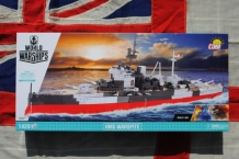 COBI 3082 HMS WARSPITE Royal Navy Battleship