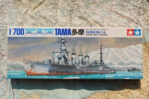 Tamiya WL.CO84 IJN TAMA Light Cruiser