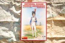 Mini Art 16017 IMPERIAL GUARD FRENCH GRENADIER 'Napoleonic Wars'