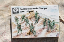 Waterloo 1815 AP057 Italian Mountain Troops WWI - Alpini