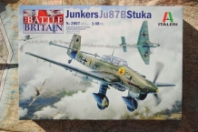 Italeri 2807 Junkers Ju87B STUKA 'The Battle of Britain'