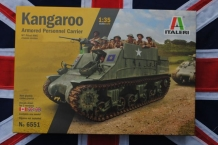 Italeri 6551 KANGAROO Armored Personnel Carrier