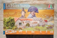 Italeri 6197 La Haye Sainte 'The Battle of Waterloo 1815'