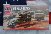 Airfix A02318V M3A1 HALF-TRACK personnel Carrier