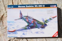 Mister Craft D-206 Morane Saulnier MS.406 C1