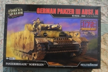 Forces of Valor 873008A PANZER III Ausf.N
