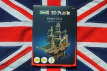 Revell 00115 Pirate Ship 3D Puzzle