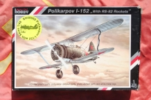 Special Hobby SH48060 Polikarpov I-152 with Skies