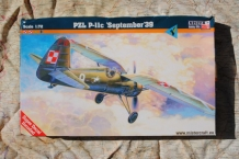 Mister Craft B-07 PZL P-11c 'September '39'