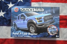 Airfix J6037 QuickBuild Ford F-150 Raptor