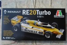 Italeri 4707 Renault RE20 TURBO