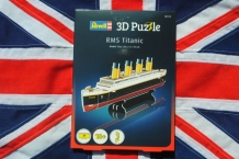 Revell 00112 RMS TITANIC 3D Puzzle