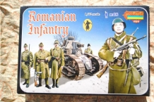 Strelets*R M061 Romanian Infantry 'World War II'