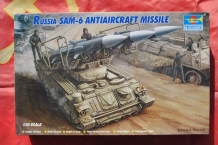 Trumpeter 00361 Russia SAM-6 Anti Aircraft Missile