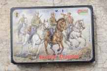 Strelets*R 0058 Russian Dragoons WWI