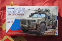 MENG VS-014 Russian K-4386 TYPHOON-VDV Armored Vehicle