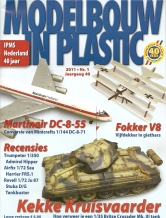 Modelbouw in Plastic No1 2011
