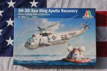 "Italeri 1433 SH-3D Sea King ""Apollo Recovery"""